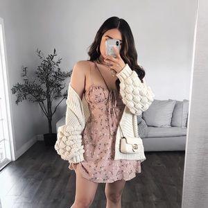 Floral Dainty Dress